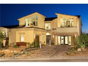 Property for sale at 5 Scenic Terrain Avenue, Henderson,  Nevada 89011