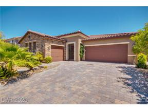 Property for sale at 1507 Arroyo Verde Drive, Henderson,  Nevada 89012