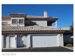 Property for sale at 3605 Galatea Street Unit: 202, Las Vegas,  Nevada 89108