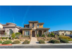 Property for sale at 1968 Misano Monte Street, Henderson,  Nevada 89044