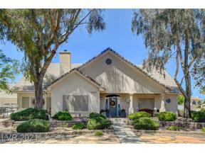 Property for sale at 4535 Desert Bloom Court, Las Vegas,  Nevada 89129