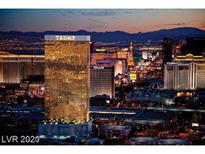 Property for sale at 2000 Fashion Show Drive 5402, Las Vegas,  Nevada 89109