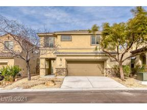 Property for sale at 2444 Rue Bienville Way, Henderson,  Nevada 89044