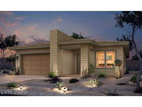 Property for sale at 427 Point Sur Avenue, Las Vegas,  Nevada 89138