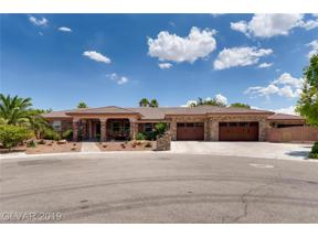 Property for sale at 8141 La Madre Way, Las Vegas,  Nevada 89149