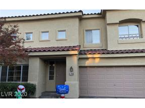 Property for sale at 1794 Tanner Circle, Henderson,  Nevada 89012
