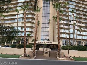 Property for sale at 3111 Bel Air Drive Unit: 205, Las Vegas,  Nevada 89105