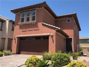 Property for sale at 72 Island Course Avenue, Las Vegas,  Nevada 89148
