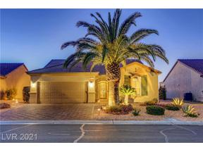 Property for sale at 2458 Bedford Park Drive, Henderson,  Nevada 89052