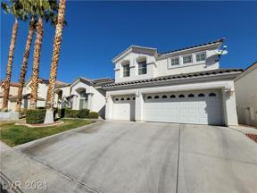 Property for sale at 58 BIG CREEK Court N/A, Las Vegas,  Nevada 89148