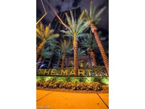 Property for sale at 4471 Dean Martin Drive Unit: 3705, Las Vegas,  Nevada 89103