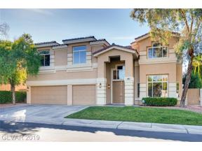 Property for sale at 1381 Via Savona Drive, Henderson,  Nevada 89052