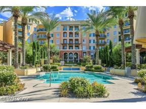 Property for sale at 30 Strada Di Villaggio Unit: 429, Henderson,  Nevada 89011