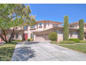 Property for sale at 105 South Buteo Woods Lane, Las Vegas,  Nevada 89144
