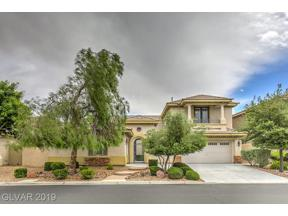 Property for sale at 7512 Cliff Peaks Street, Las Vegas,  Nevada 89149