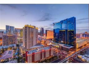 Property for sale at 135 HARMON Avenue 2511, Las Vegas,  Nevada 89109