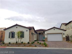 Property for sale at 4112 San Capri Way, Las Vegas,  Nevada 89141