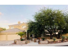 Property for sale at 102 Chateau Whistler Court, Las Vegas,  Nevada 89148