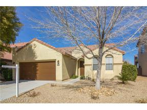 Property for sale at 1222 Sonatina Drive, Henderson,  Nevada 89052