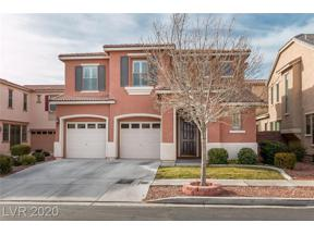 Property for sale at 2407 Carnegie Hall Street, Las Vegas,  Nevada 89135