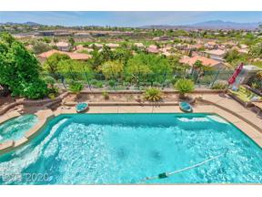 Property for sale at 2748 Botticelli Drive, Henderson,  Nevada 89052