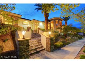 Property for sale at 9800 MOONRIDGE Court, Las Vegas,  Nevada 89134