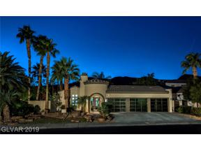 Property for sale at 3181 Turtle Head Peak Drive, Las Vegas,  Nevada 89135