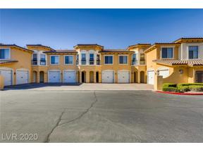 Property for sale at 21 Via Visione 104, Henderson,  Nevada 89011