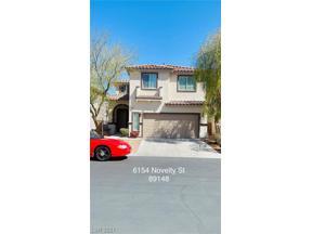 Property for sale at 6154 Novelty Street, Las Vegas,  Nevada 89148