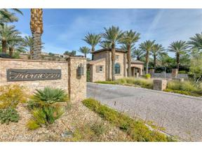 Property for sale at 40 Moltrasio Lane, Henderson,  Nevada 89011