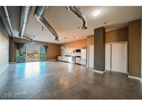 Property for sale at 200 Hoover Avenue 810, Las Vegas,  Nevada 89101