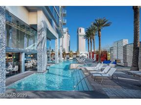 Property for sale at 4381 Flamingo Road Unit: 1608, Las Vegas,  Nevada 89103