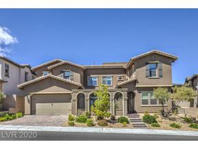 Property for sale at 12232 Valentia Hills, Las Vegas,  Nevada 89138