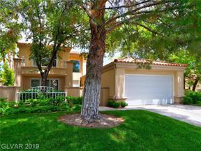 Property for sale at 8420 Carmel Ridge Court, Las Vegas,  Nevada 89113