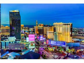 Property for sale at 3750 South Las Vegas Boulevard Unit: 4504, Las Vegas,  Nevada 89158