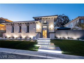 Property for sale at 425 Grand Augusta Lane, Las Vegas,  Nevada 89144