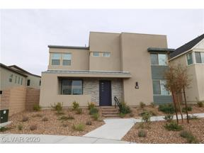 Property for sale at 2633 Via Monet, Henderson,  Nevada 89044