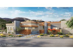 Property for sale at 21 Boulderback Drive, Henderson,  Nevada 89012
