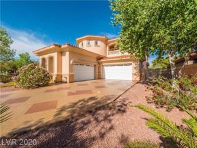 Property for sale at 5022 Mountain Creek Drive, Las Vegas,  Nevada 89148