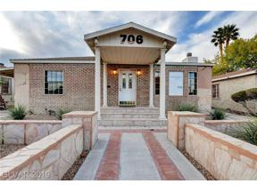 Property for sale at 706 South 8th Street, Las Vegas,  Nevada 89101