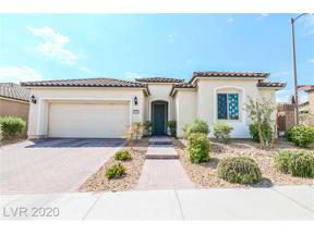 Property for sale at 9981 Peaceful Peaks Avenue, Las Vegas,  Nevada 89166
