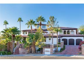 Property for sale at 8 Rue Mediterra Drive, Henderson,  Nevada 89011