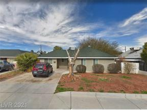 Property for sale at 1067 E Oakey Boulevard, Las Vegas,  Nevada 89104