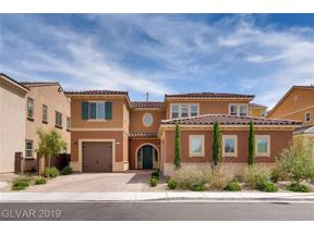 Property for sale at 917 Jasmine Star Court, Henderson,  Nevada 89012