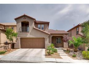 Property for sale at 604 Wandering Violets Way, Las Vegas,  Nevada 89138