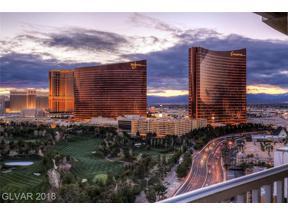 Property for sale at 360 East Desert Inn Road Unit: 1901, Las Vegas,  Nevada 89109