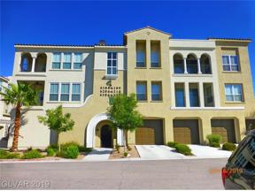 Property for sale at 2555 Hampton Road Unit: 6306, Henderson,  Nevada 89052