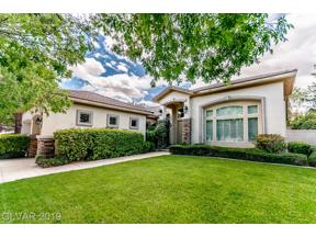 Property for sale at 309 Covent Garden Court, Las Vegas,  Nevada 89135