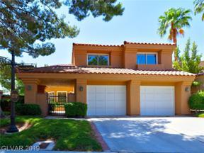 Property for sale at 4961 Tierra Del Sol Drive, Las Vegas,  Nevada 89113