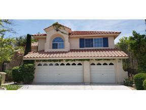 Property for sale at 9917 Laurel Springs Avenue, Las Vegas,  Nevada 89134